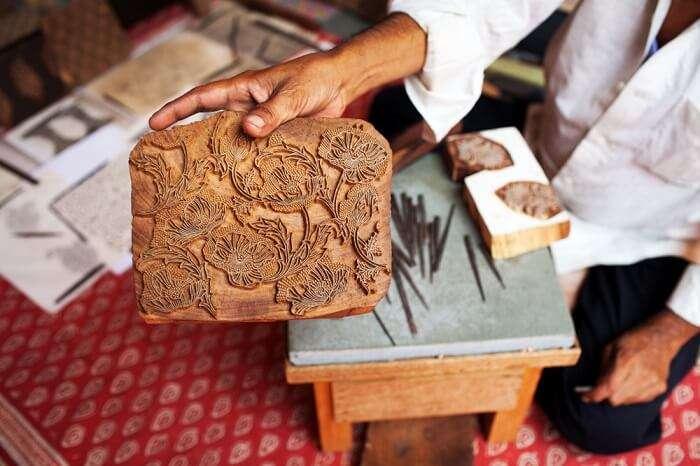 Art and craft of Jaipur