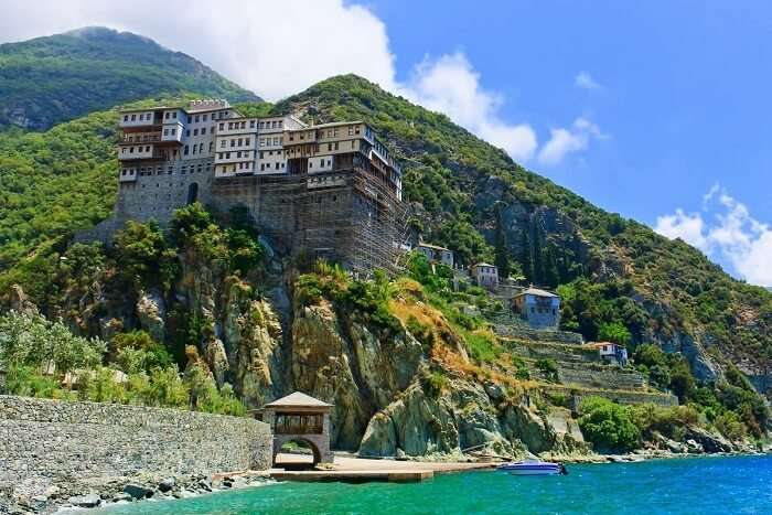 The Magnificent Mount Athos