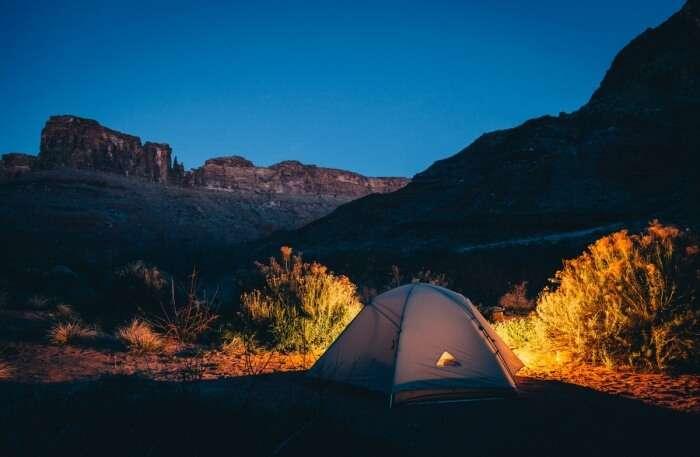 Backwoods Mountain Camp Hamta