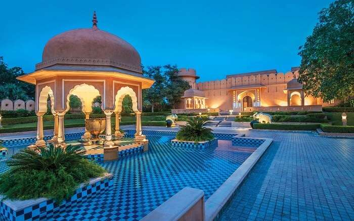 The romantic city of Jaipur
