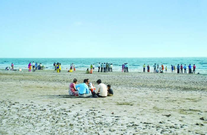 Dumas Beach View