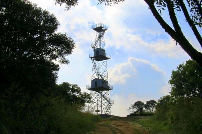 Gaze at panoramic views from the Watchtower