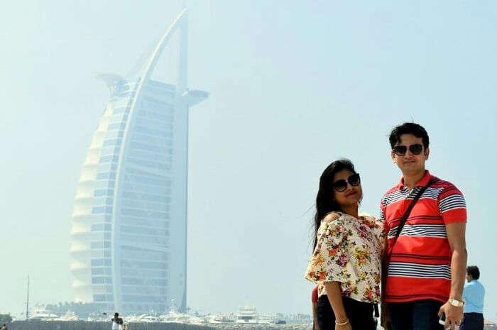 romantic trip to Dubai