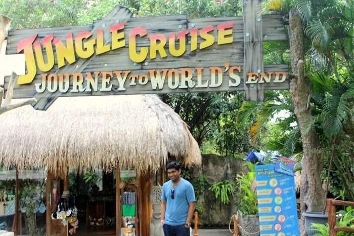 safari in Bali