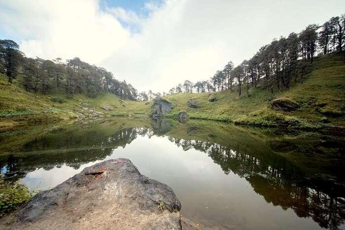 lakes near kullu