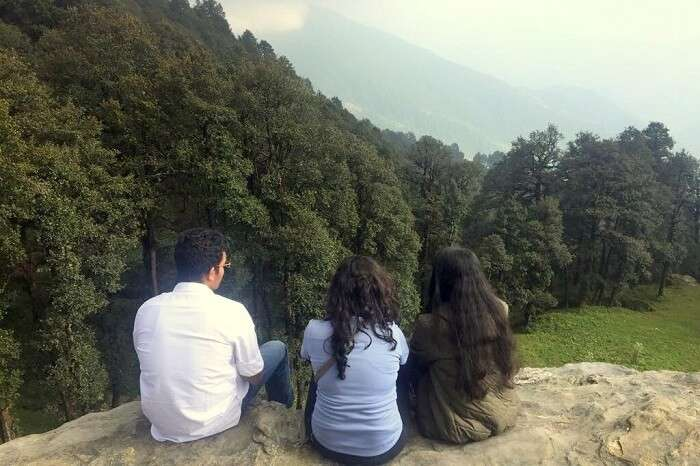 tirthan valley views