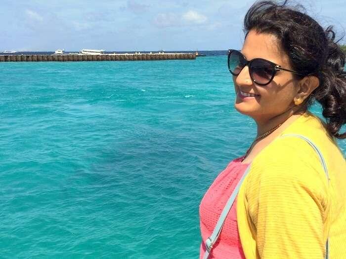 couples trip to maldives