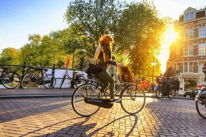 Rent a bike and get cycling