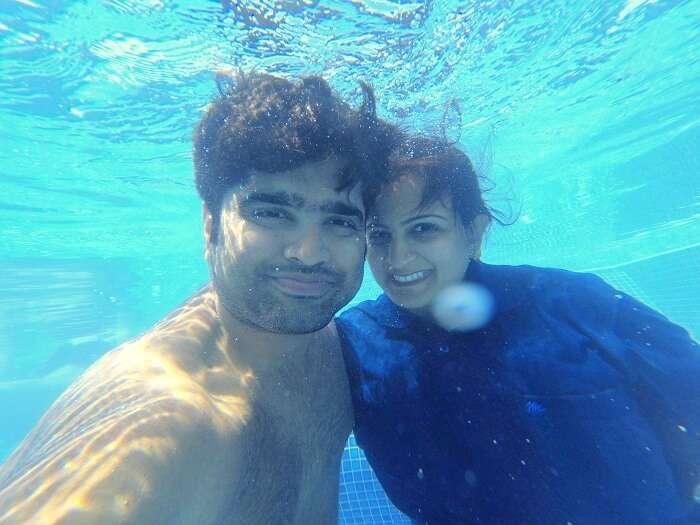 underwater sports in maldives
