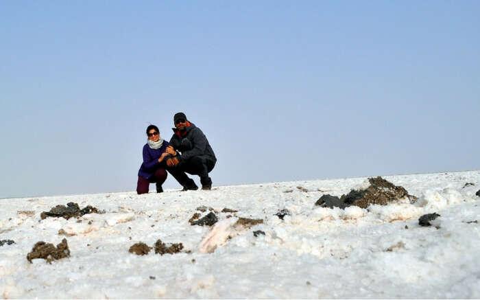 Rann of Kutch, divine experience to watch the vast expanse of salt marsh desert