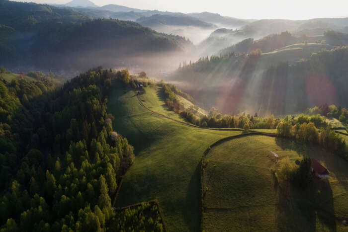 The Mystical Lands Of Transylvania