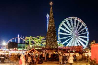 Winter Wonderland Hyde Park