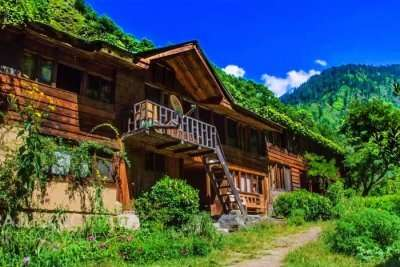 tirthan valley resorts and hotels cover