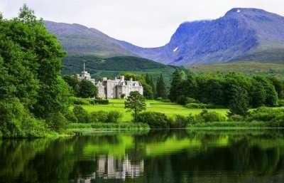 Inverlochy Castle Hotel, Scotland