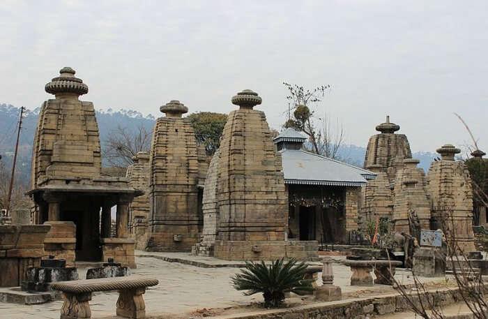 Baijnath Temple View