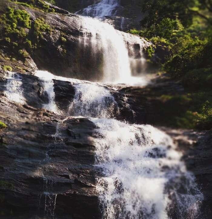 Cheeyappara Waterfalls kerala