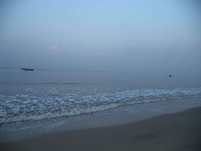 Cherai beach cochin