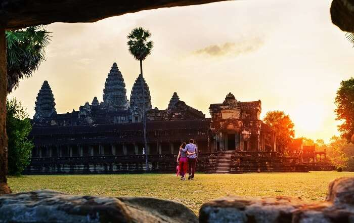 Cambodia Honeymoon