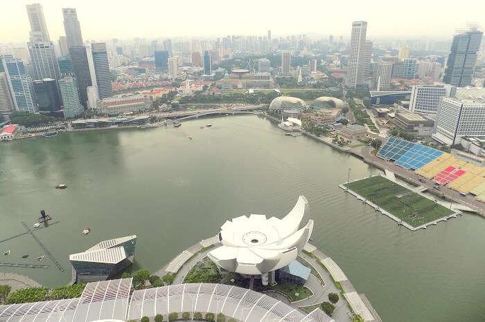 singapore bay