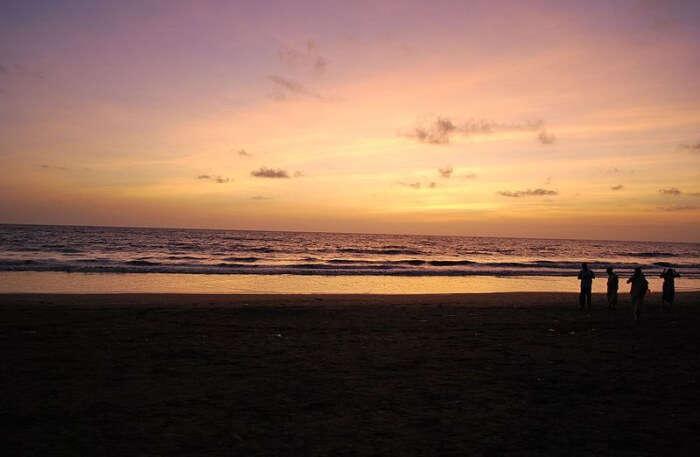 Dahanu Beach View