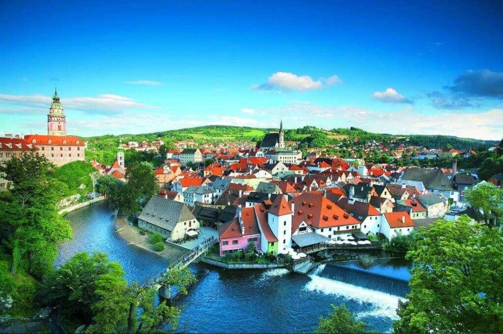 Places to visit around Prague