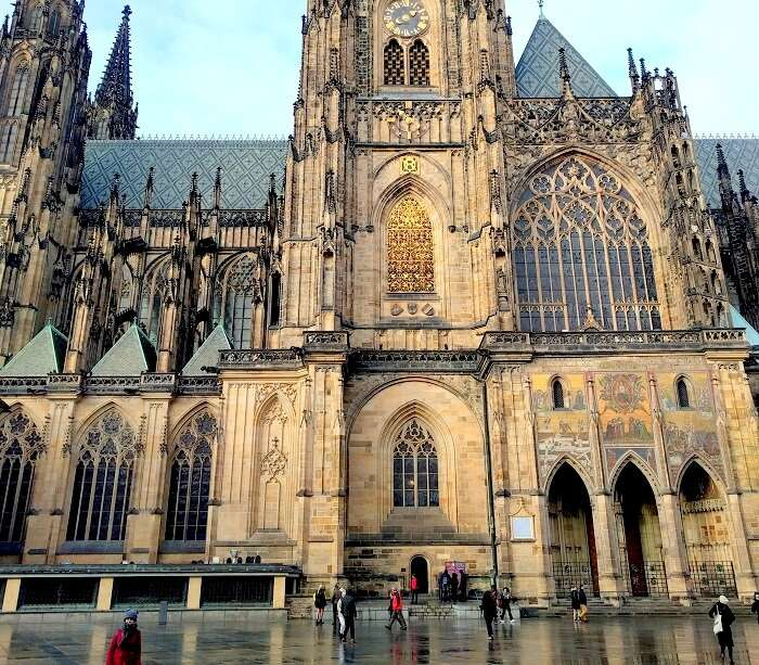 churches in Prague