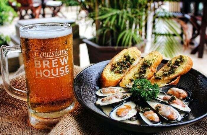 Louisiane Brewhouse Nha Trang In Vietnam