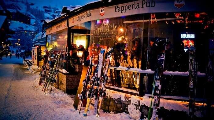 Papperla Pub