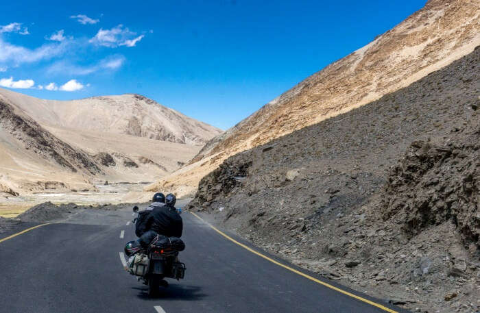 Bike trip to Leh, India