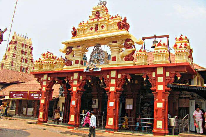 Sri Krishshna Matha Udupi