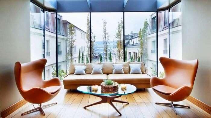 Four Seasons Hotel des Bergues Geneva exterior