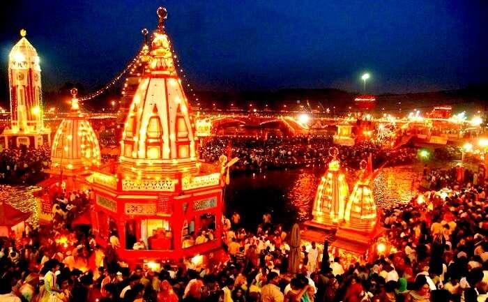 Har Ki Pauri Haridwar Uttrakhand