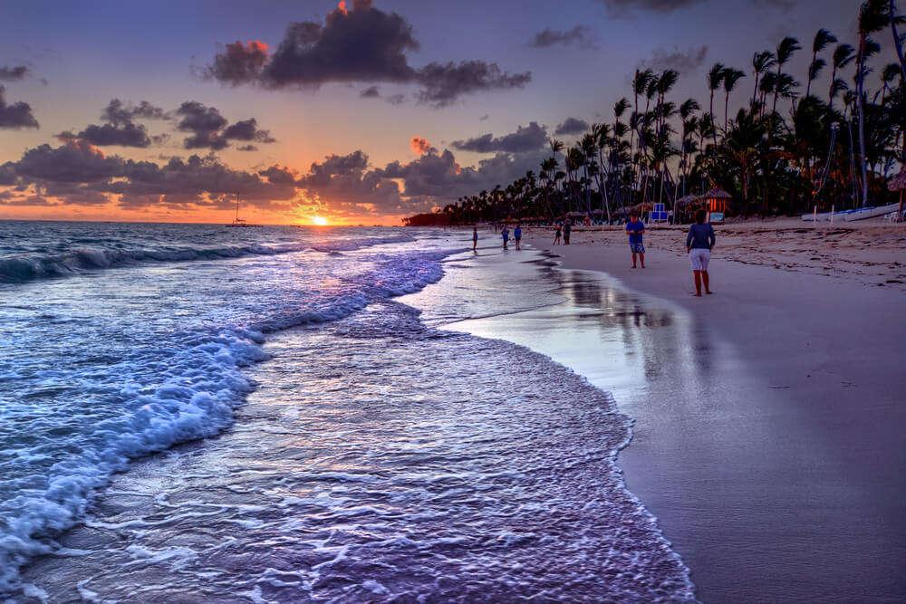 sea waves on the beautiful beach of Havelock