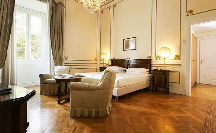 Quirinale Hotel Rome