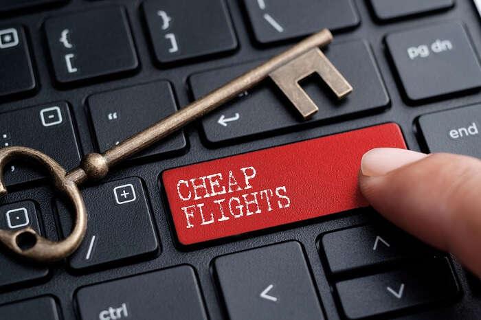 book cheap international flights