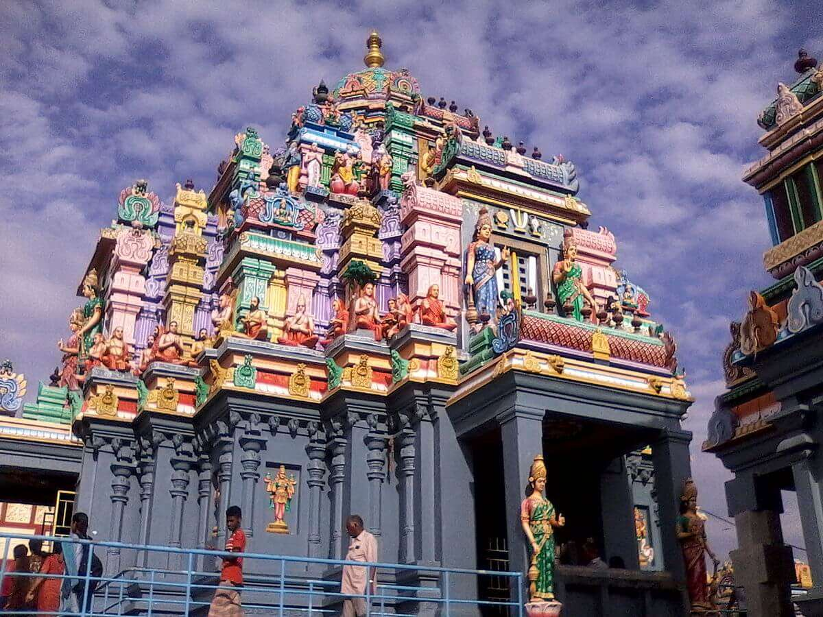 Ashtalakshmi Temple Elliot Beach Chennai