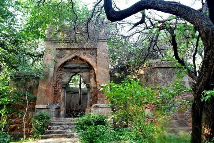 Bhuli Bhatiyari ka Mahal in delhi