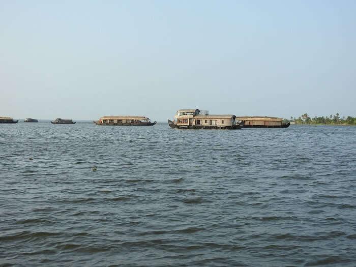 kerala houseboat honeymoon