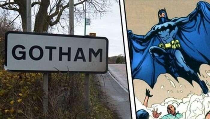 visit city of Gotham
