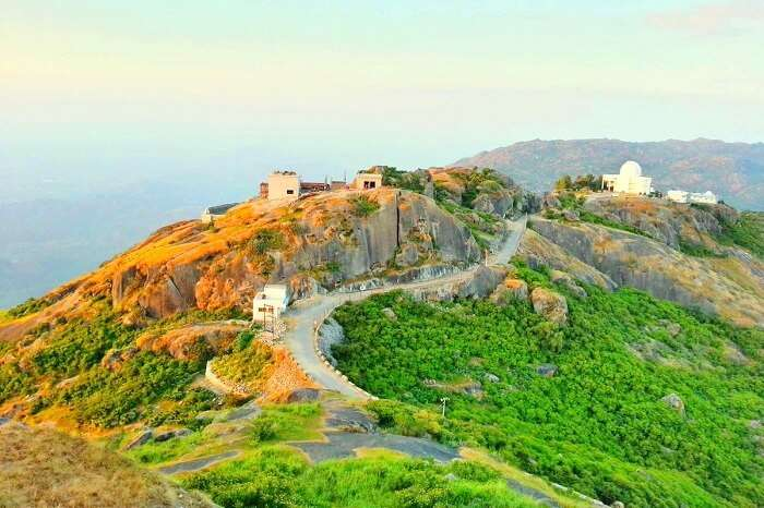Mount Abu, Rajasthan - Best Places to visit in July in India