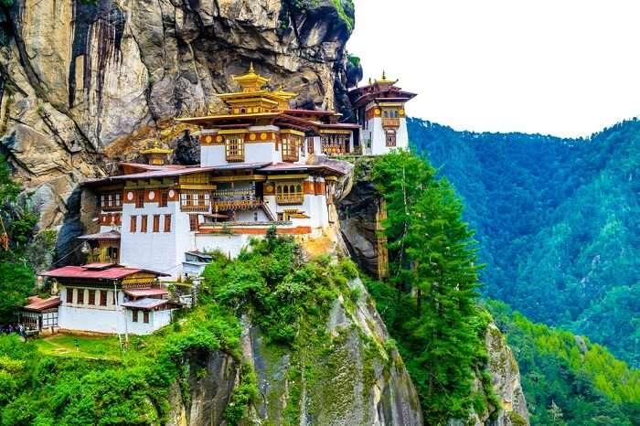 Tiger's Nest Monastery, Bhutan