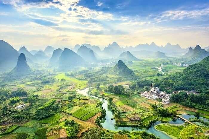 visit china places tourist yangshuo county adventure oriental epic