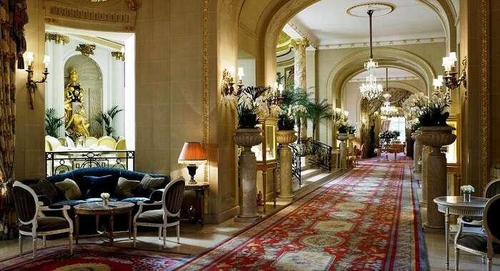 ritz lobby london