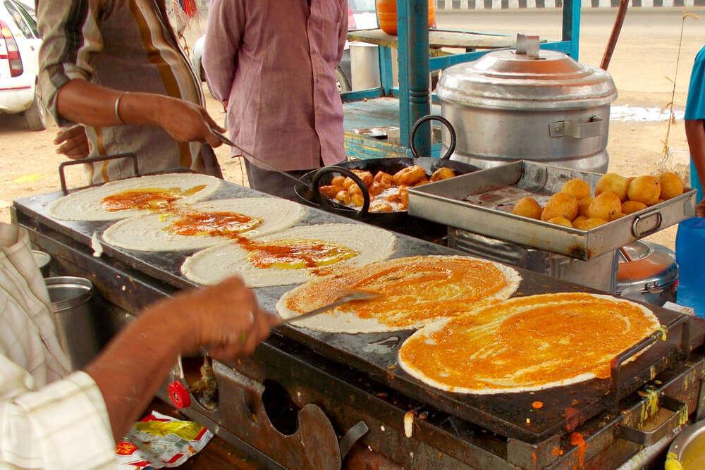 podi dosa street food