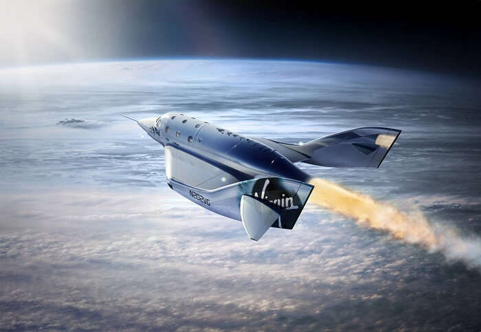virgin galactic vss unity space cover picture