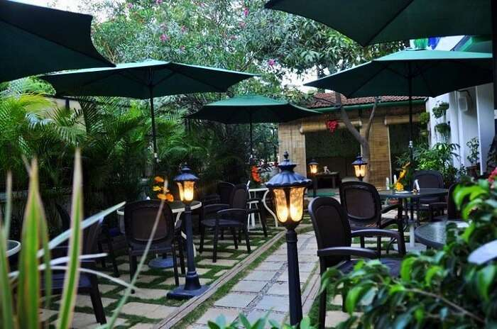 Romantic restaurants in Bangalore