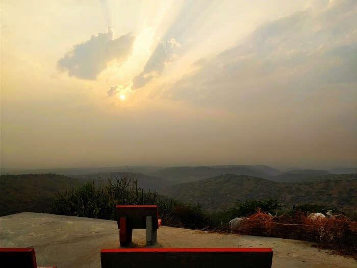 Sunset at Kutch