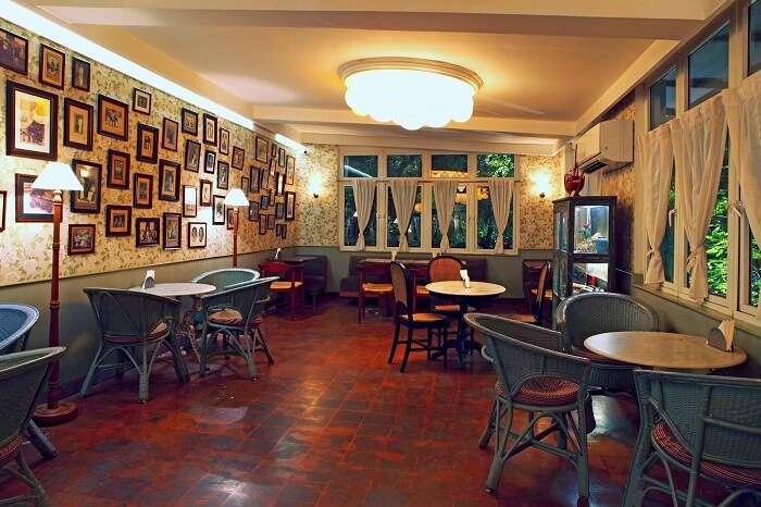 Chamier's Café Chennai