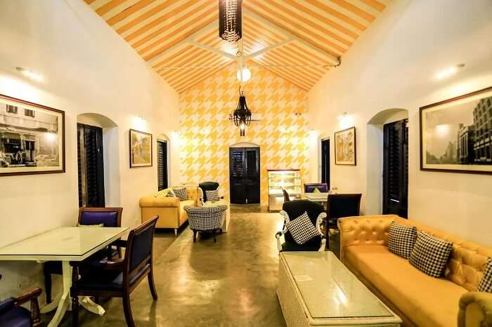 House #22 Café Chennai