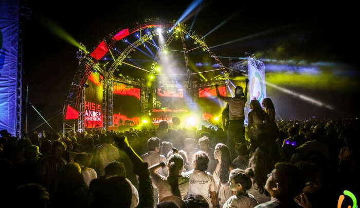 Attend festivals and events